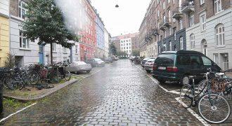 1018 – Skøn lejlighed Sommerstedgade