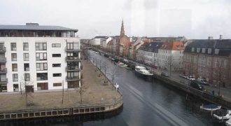 1020 – Lovely apartment in Christianshavn