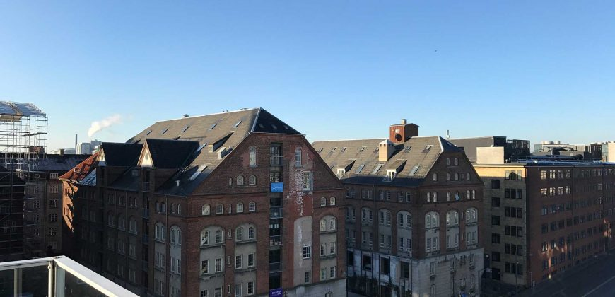1004 – Great penthouse Islands Brygge