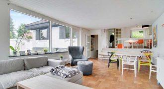 1029 – Villa med pool i Bagsværd