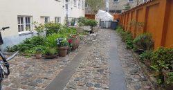 1073 – Rare apartment at Christianshavn