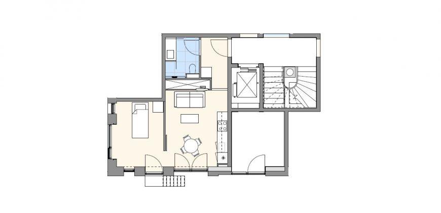 1365 – Skøn lejlighed i Nordhavn