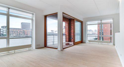 1108 – Unique apartment at Langelinie
