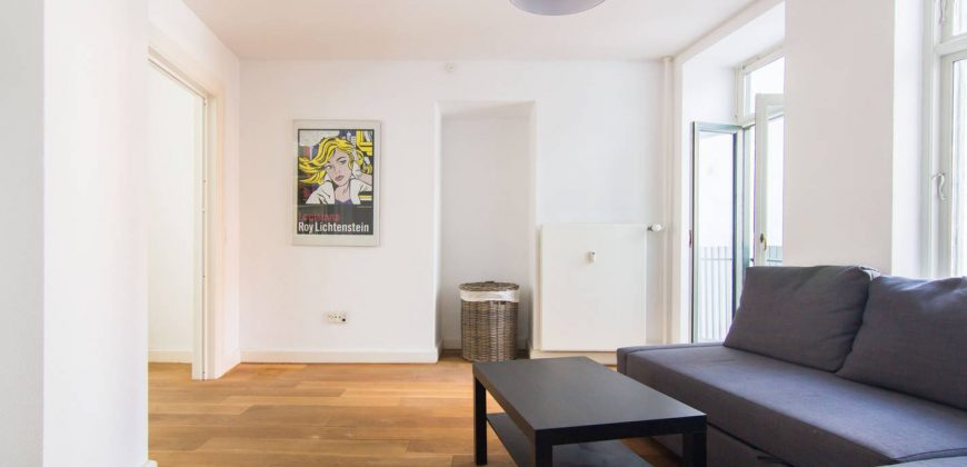 1214 – Møbleret lejlighed på Toldbodgade
