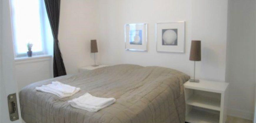 1237 – Møbleret lejlighed i Indre By