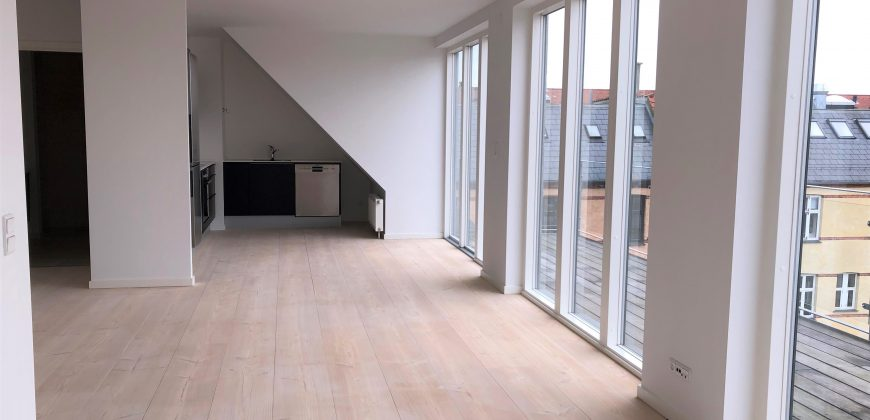 1106 – Newly built apartment at Frederiksberg