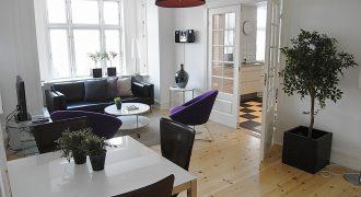 1290 – Møbleret lejlighed på Prags Boulevard