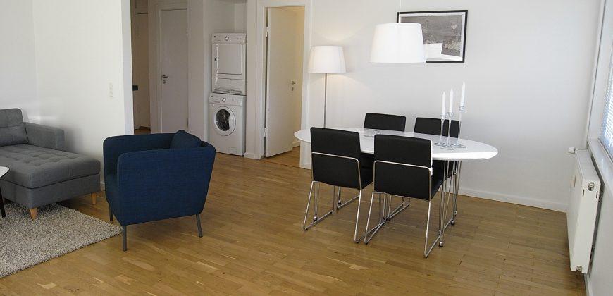 1285 – Flot møbleret lejlighed på Frederiksberg