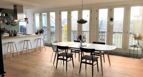1283 – Unique apartment in the heart of Vesterbro