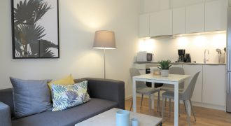1302 – Great apartment at Frederiksberg