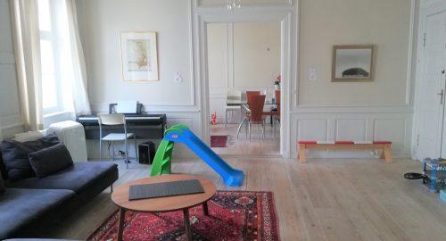 1295 – Lovely apartment at Christianshavn