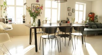 1316 – Furnished New York-style apartment at Vesterbro