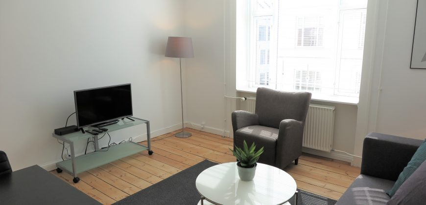 1324 – Nice apartment at Østerbro