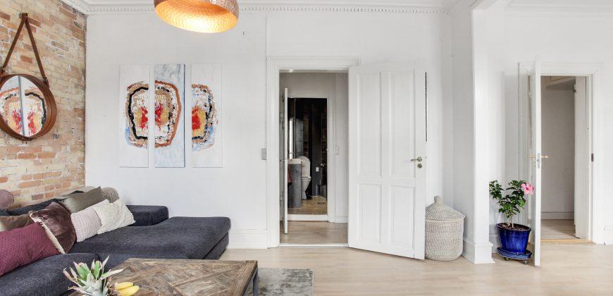 1341 – Luxury apartment in Østerbro