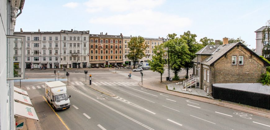 1341 – Luksus lejlighed på Østerbro