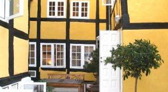 1336 – Dejlig lejlighed på Christianshavn