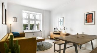 1359 – Newly renovated Nørrebro apartment