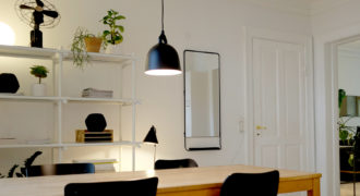1402 – Furnished apartment Vesterbrogade