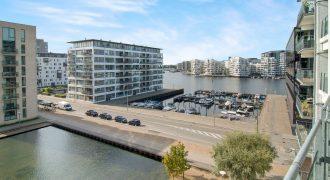 1051 –  Attraktiv lejlighed på Islands Brygge