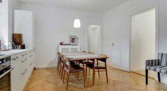 1041 – Møbleret lejlighed Vesterbrogade