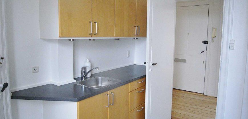 1018 – Wonderfull apartment Sommerstedgade