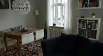 1063 – Dejlig lejlighed på Frederiksberg