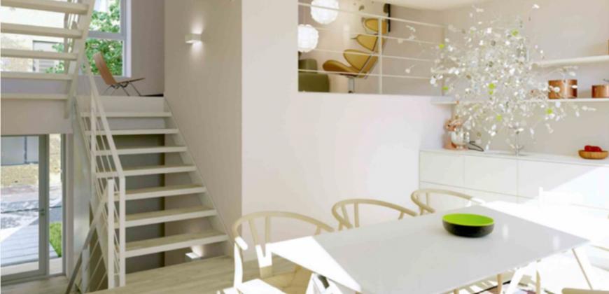 1069 – Nyt byhus på Islands Brygge