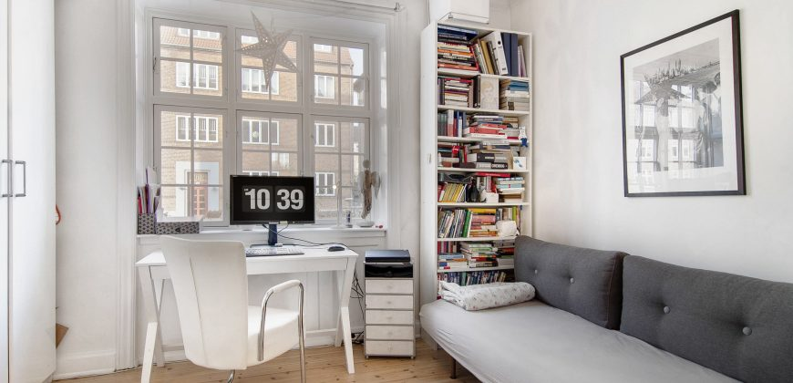 1093 – Great apartment between Frederiksberg and Vanløse