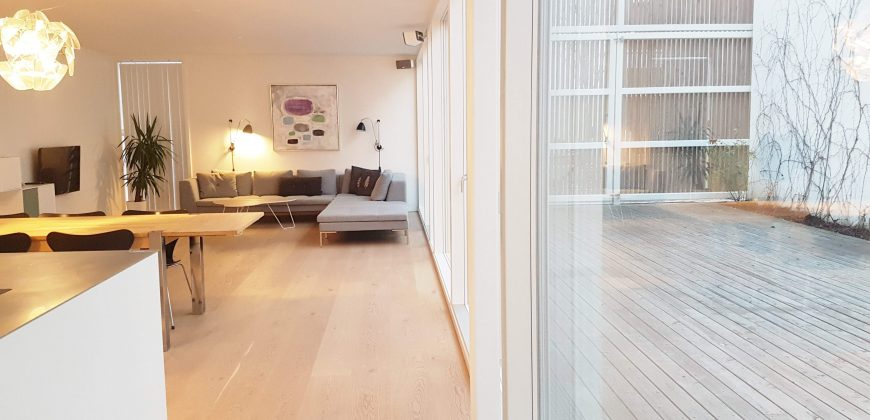 1099 – Exclusive townhouse at Islands Brygge