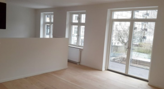 1103 – Newly built apartment at Frederiksberg