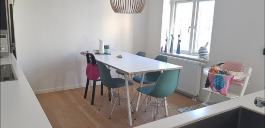 1102 – Newly built apartment at Frederiksberg