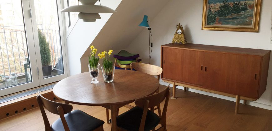 1137 – Beautiful apartment at Østerbro