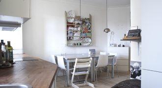 1154 – Dejlig lejlighed på Frederiksberg