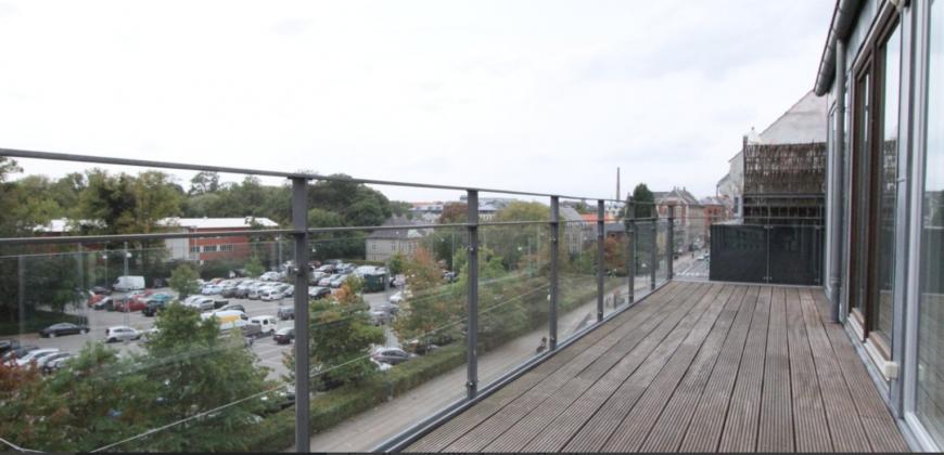 1192 – Penthouse at Frederiksberg