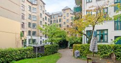 1240 – Lovely furnished apartment at Præstøgade