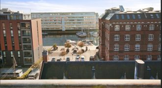 Østerbro apartment with amazing view