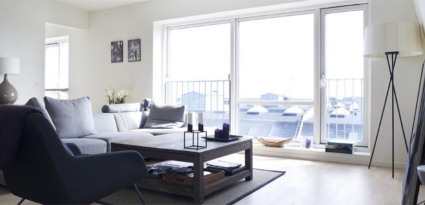 1250 – Moderne lejlighed på Østerbro