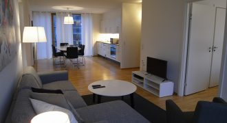 1272 – Modern apartment in Teglholmen fully furnished