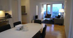 1272 – Nyere lejlighed i Teglholmen fuldt møbleret