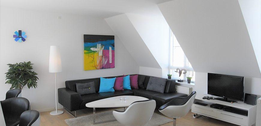 1276 – Skøn lejlighed ved Nyhavn
