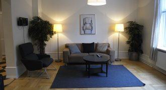 1264 – Spacious apartment in inner Frederiksberg