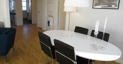 1285 – Great furnished apartment in Frederiksberg