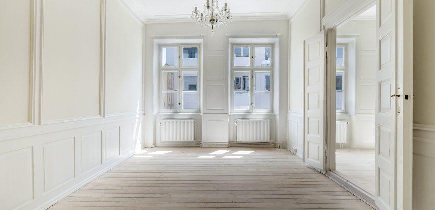 1295 – Skøn lejlighed på Christianshavn