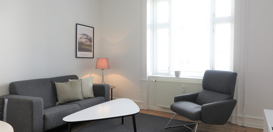 1323 – møbleret korttidsbolig på Østerbro