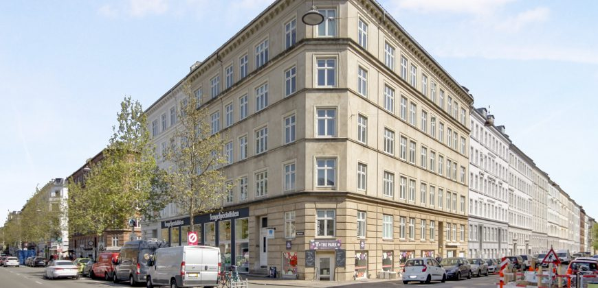 1329 – Commercial property at Østerbro