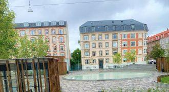 1107 – Nybygget lejlighed på Frederiksberg