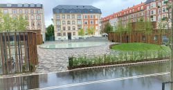 1107 – Newly built apartment at Frederiksberg