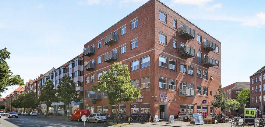 1357 – Super beliggende bolig lige ved Runddelen