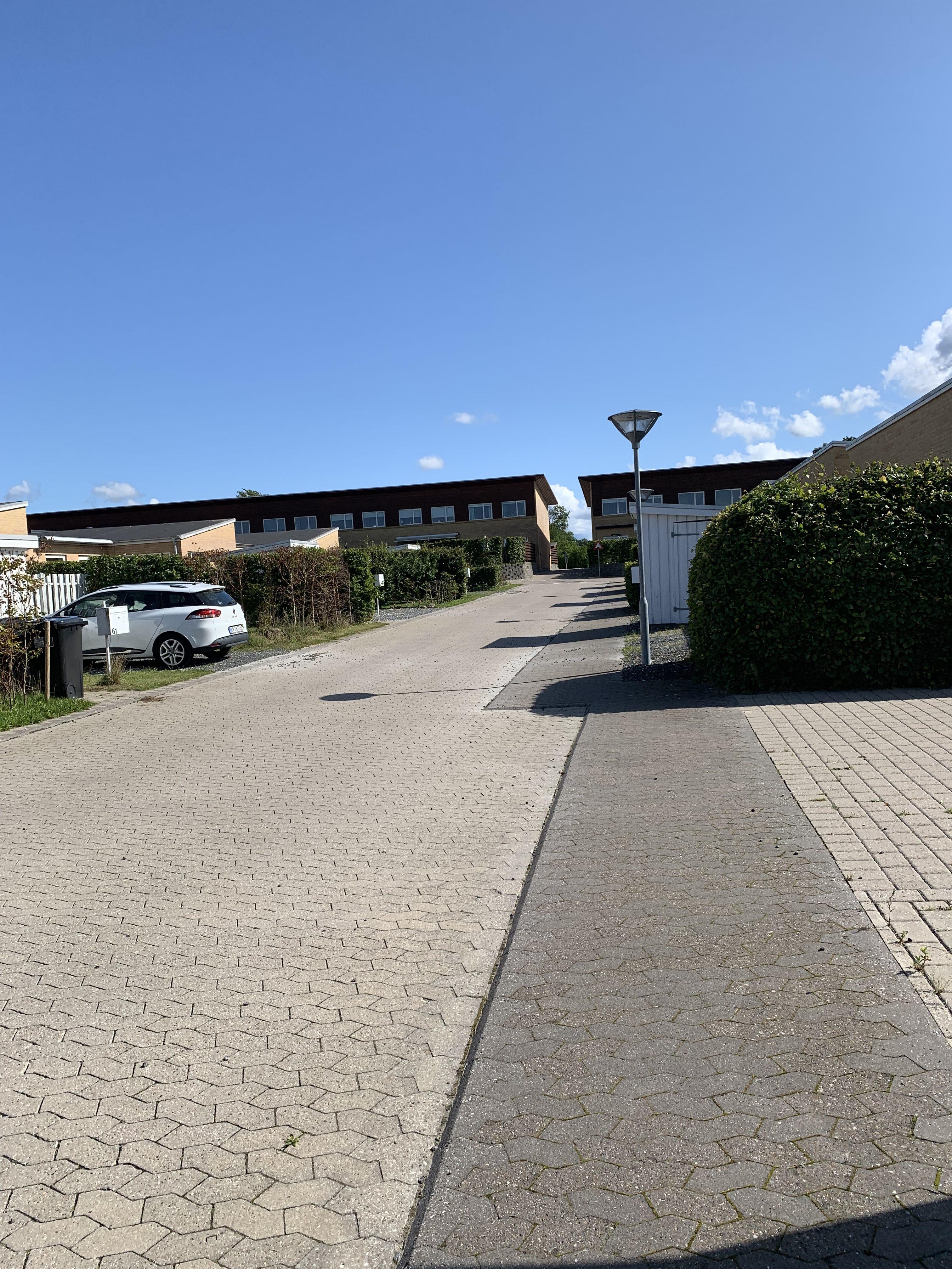 1346- Beautiful corner townhouse in Nordsjælland
