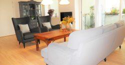 1375 – Skøn møbleret bolig udlejes kort-tid